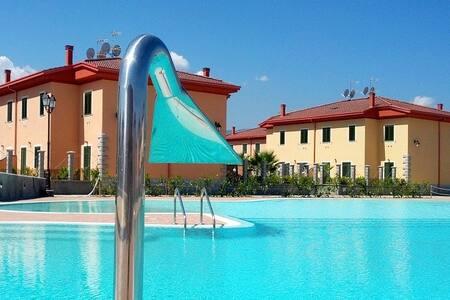 Rossano Acquapark Afrodite 2/4posti - Rossano