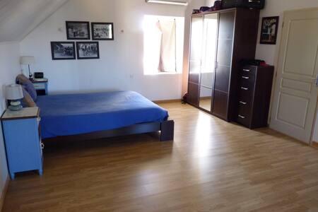 Chambre dans une maison de caratère - Dolomieu - Haus