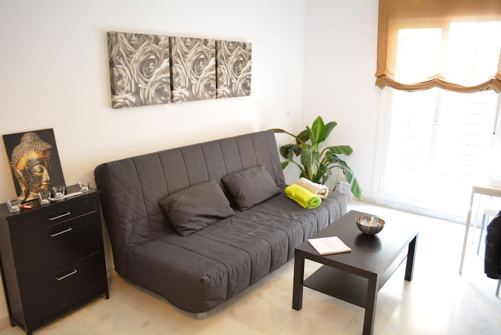 Nice apartment in malaga center apartments for rent in for Beds 4 u malaga