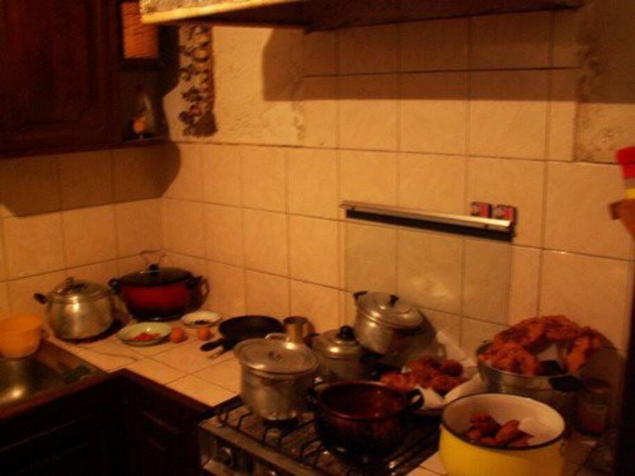 Thee Kitchen
