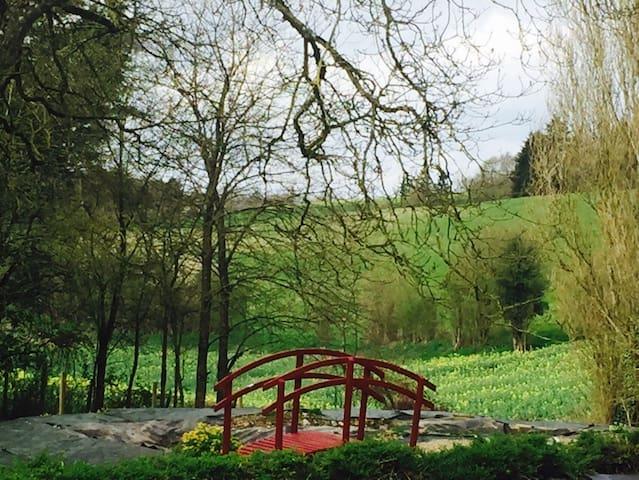 du Perche aux châteaux de la Loire - Ceton - Apartemen