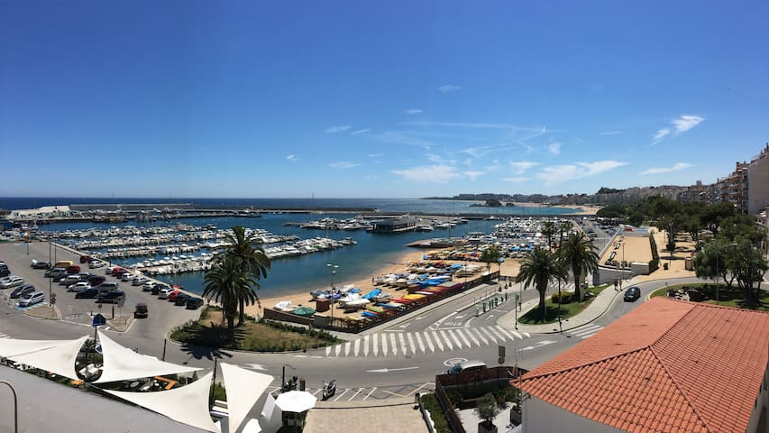 Es Garbí Apartment with amazing SEA VIEW - Blanes - Byt