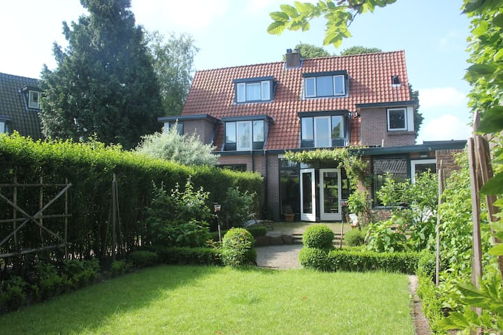 Private room for 2 near Amsterdam - Soest - วิลล่า