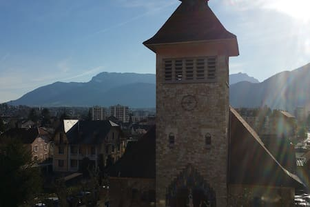 belle chambre a louer 50EUR/2pers  - Annecy
