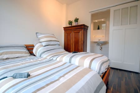 Perfect stay for longer then 7 days - Enschede - Bed & Breakfast