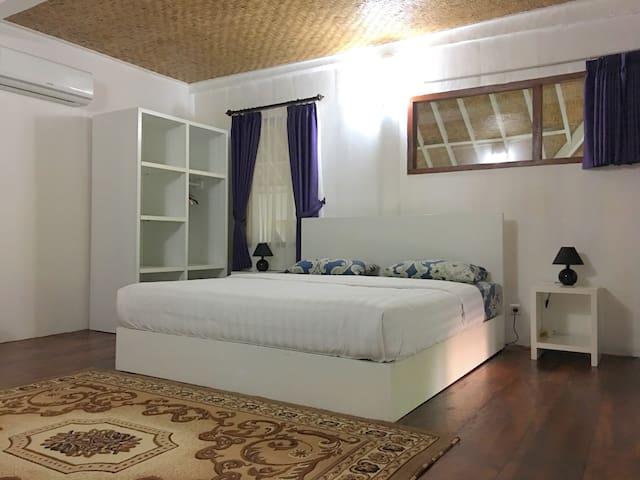 Anggrek Putih Homestay-1 Bedroom-PoolView (#4)
