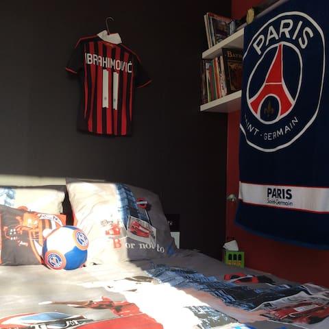 la chambre PSG