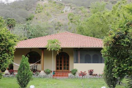 The Garden House - Vilcabamba
