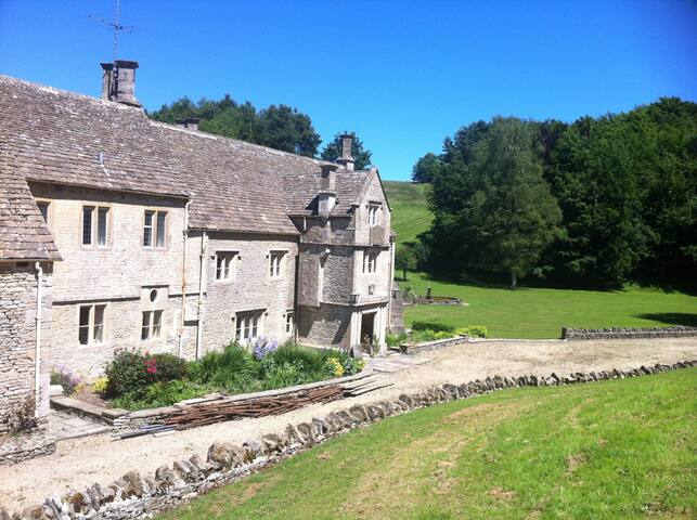 Wishanger-Manor Bed & Breakfast - Miserden