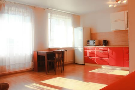 Great apartment in a convenient are - Петрозаводск - 아파트
