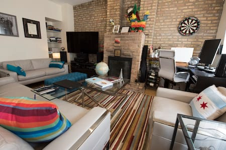 Central guestroom! Walk everywhere! - Chicago