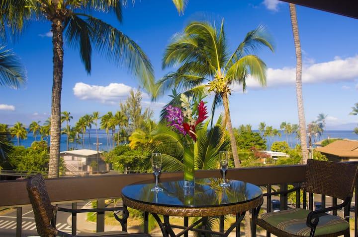 Maui Vista 2BR Ocean View WIFI