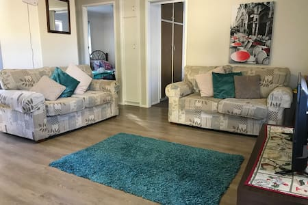 Clean 2bed unit #Wifi #Fetch#Harristown