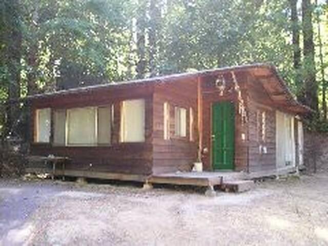 Studio cabin w/kitchen and bath - Boulder Creek - Chalet