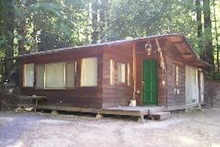 Studio cabin w/kitchen and bath - Boulder Creek
