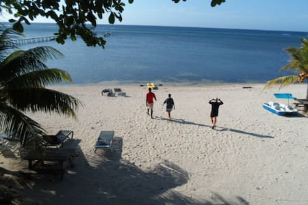 Life on the Beach, Private area - Sandy Bay - Apartmen