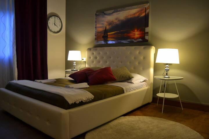 Camere eleganti e silenziose in affitto a Bologna