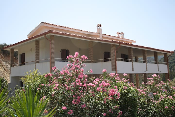 Casa Murales | Murales Home - Fluminimaggiore - House