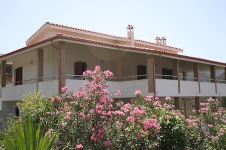 Casa Murales | Murales Home - Fluminimaggiore - Rumah