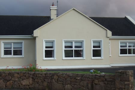 Wild Atlantic Way Bungalow Bliss - Louisburgh - Hus