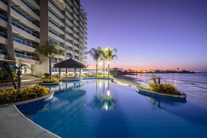 Luxury Amazing Departamento frente al mar #3