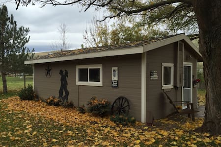 Tucannon Farms Bunkhouse - Dayton - Appartement