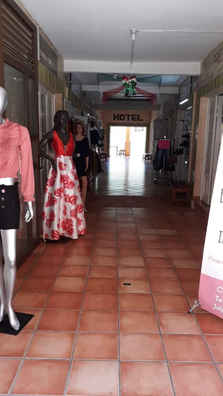 Hotel & Plaza Jalpan
