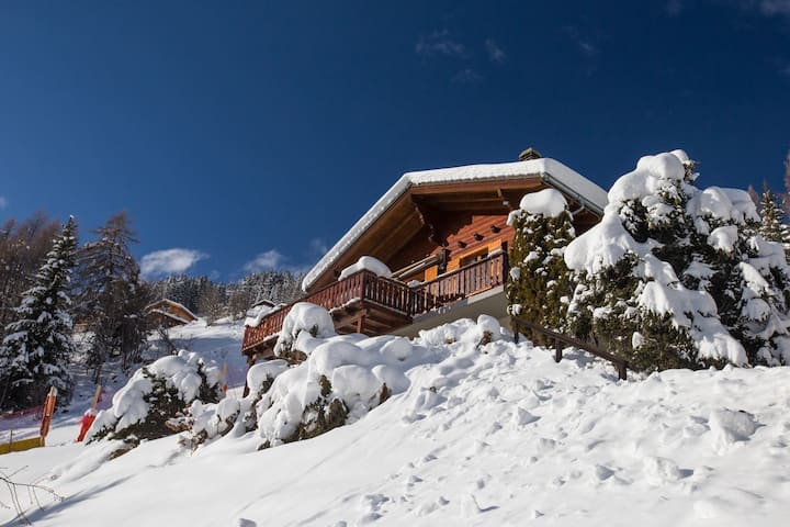 Chalet Du Bois - Switzerland