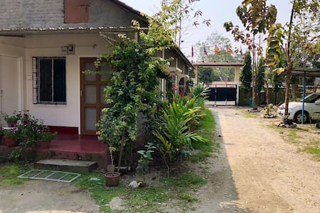 Sang Cottage 2: Parking, Garden, Near Monastery