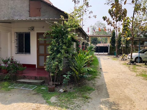 Sang Cottage 2: Parking, Garden, Near Monastery