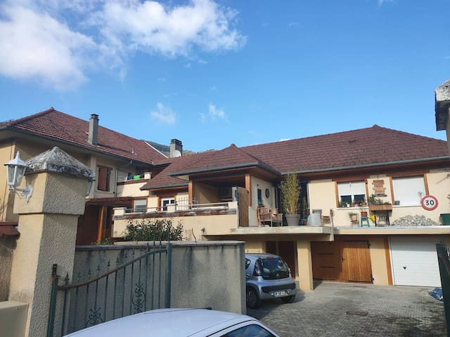 Appartement 59m2 THEYS