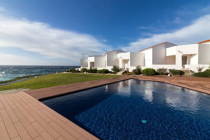 Villa Bini | Awesome house with pool and beach