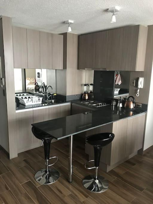 Área cocina