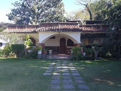 Casa equipada y centrica en Panajachel