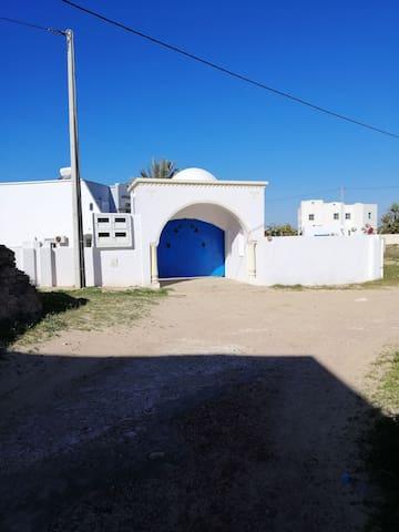Résidence jamila zone touristique