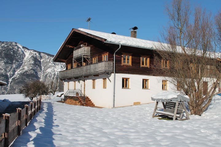 Gorgeous Holiday home in Gallzein Tyrol with Sauna