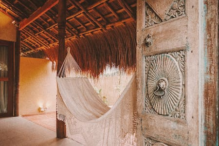 1Br Romantic Villa with private pool / Casa Malaya
