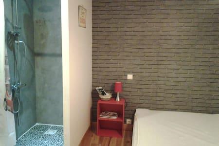 Chambres meublées - Castelnau-Chalosse - บ้าน