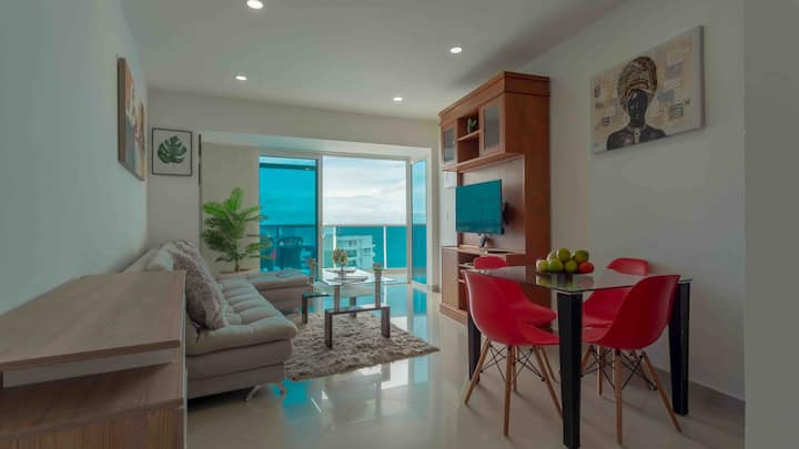 Sea View Apartment 1707