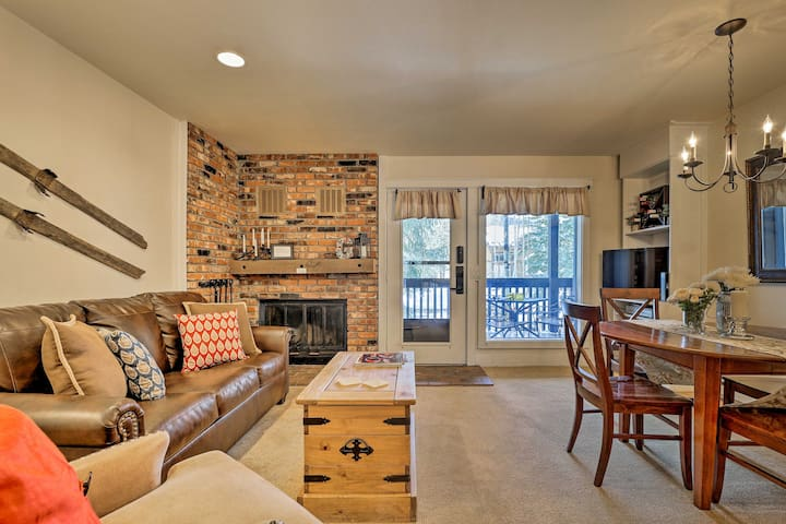 Make yourself at home inside this vacation rental!