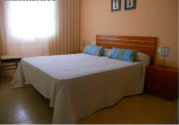 BEAUTIFUL APARTMENT FRONT OF THE BEACH - Cullera - Apto. en complejo residencial