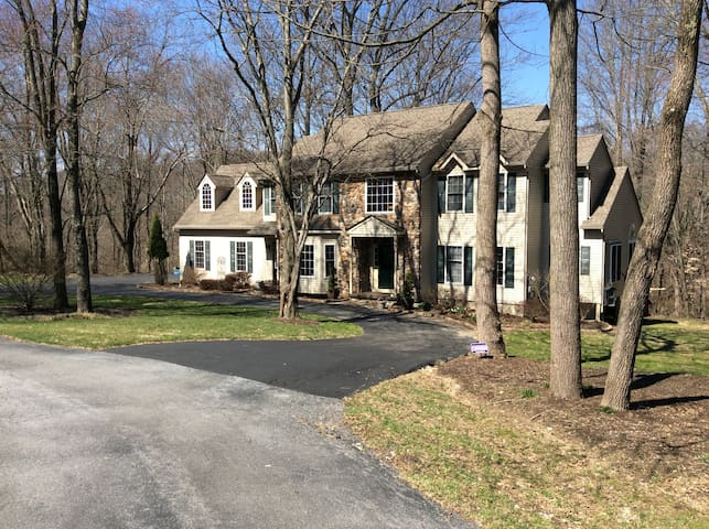 Spacious And Affordable  4BR home - East Fallowfield Township - House