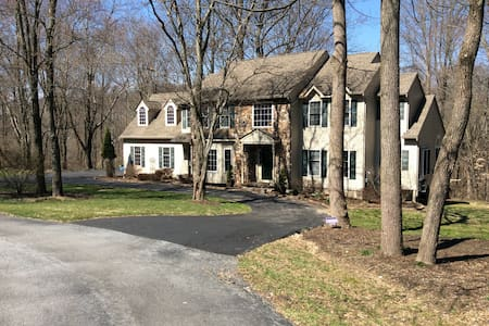 Spacious And Affordable  4BR home - East Fallowfield Township - Haus