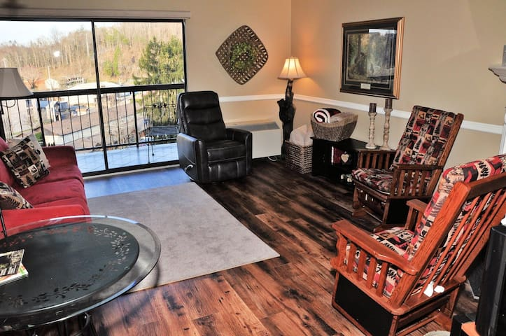 Charming Top Floor Condo with Private Balcony