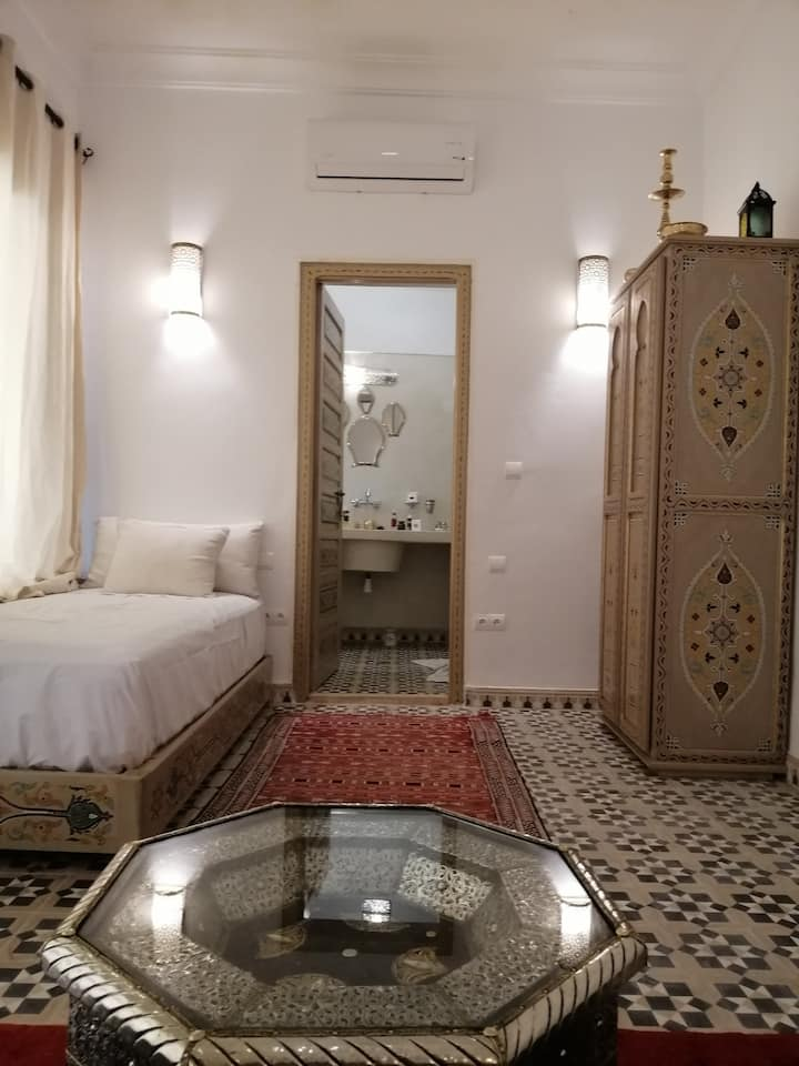 Deluxe Junior Suite 2 Riad Hamid