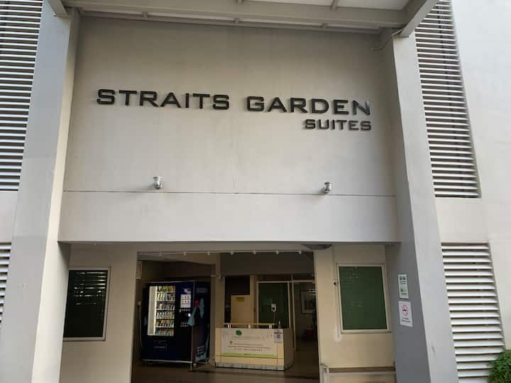 Deluxe Strait Garden (Cozy) 7722 @ Penang