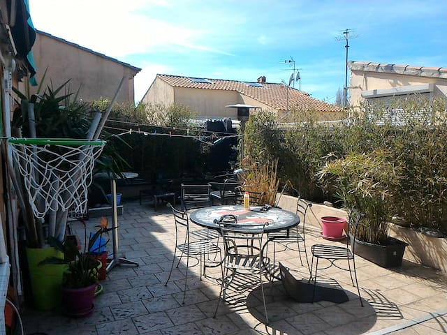 Splendide appartement 110M2 terrasse jacuzzi 9pers