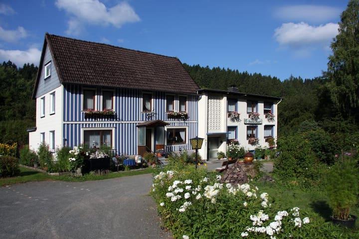 Zimmer und Ferienwohnungen im Harz - Altenau - Aparthotel