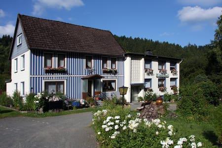 Zimmer und Ferienwohnungen im Harz - Altenau - Apartemen berlayanan