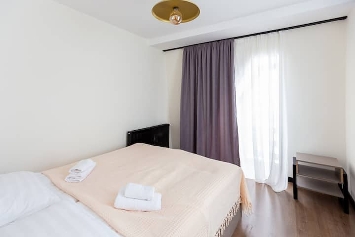 ❆Stylish Hotel Apartment In The Center of Gudauri❆